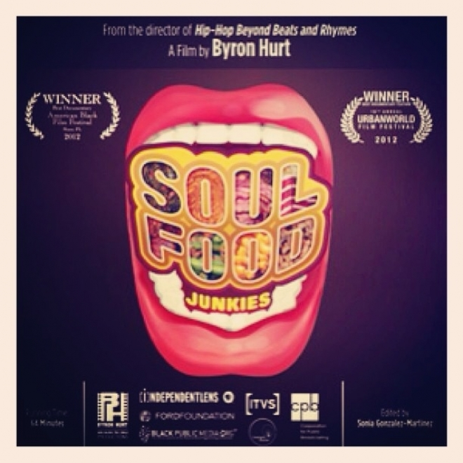 Soul Food Junkies TV Premiere on PBS