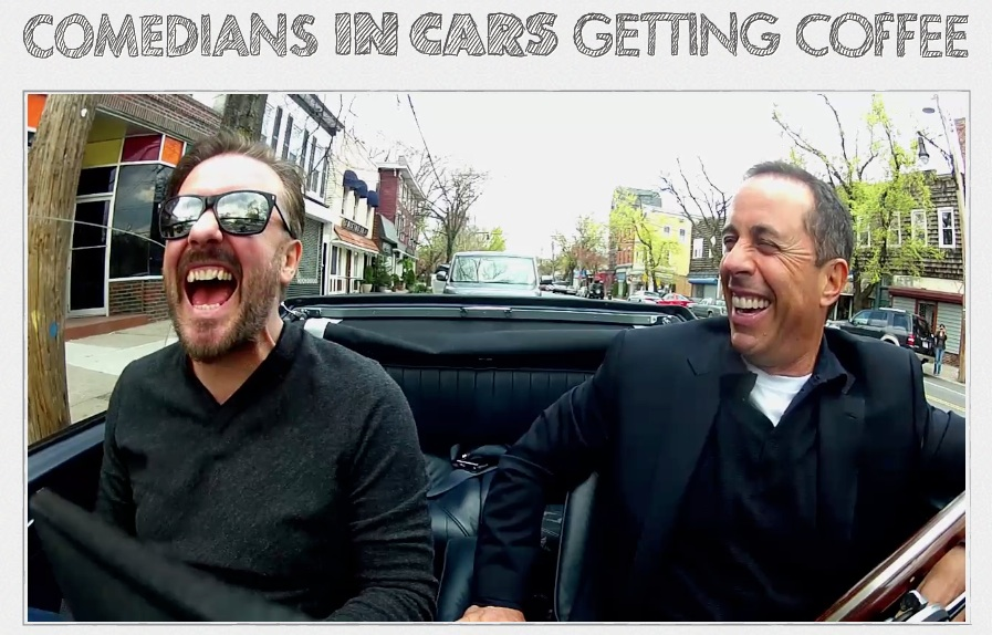new episode of comedians in cars getting coffee bill winters cinematographer. Black Bedroom Furniture Sets. Home Design Ideas