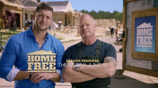 Tim Tebow - Home Free Promo