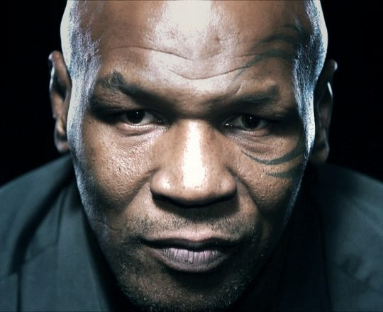 Being Mike Tyson Opening
