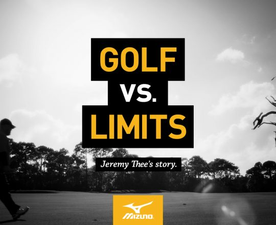 Mizuno Golf vs. Limits