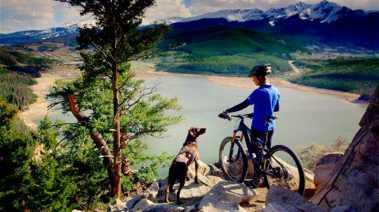 Eukanuba - Mountain Bike Dog