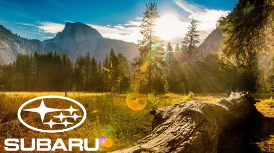 Subaru National Parks
