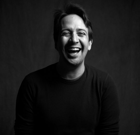Lin-Manuel Miranda for Vanity Fair